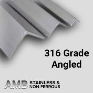 Stainless Steel Sheffield | 100 x 100 x 12 316 Angle Stainless Steel