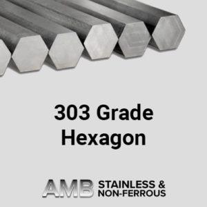 303 Grade Hexagon