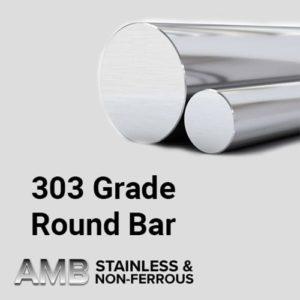 303 Grade Round Bar