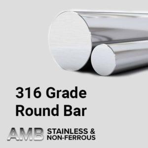 316 Grade Round Bar